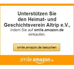 Unterstützen Sie den Heimat- und Geschichtsverein Altrip e.V., indem Sie auf smile.amazon.de einkaufen.